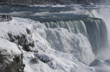 Niagara zamrazna /VIDEO/
