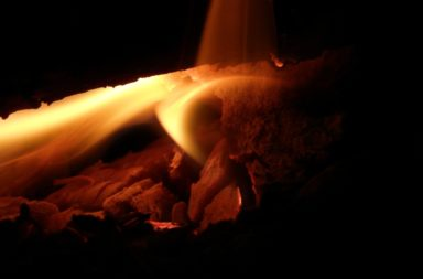 Jena izgoria v doma si
