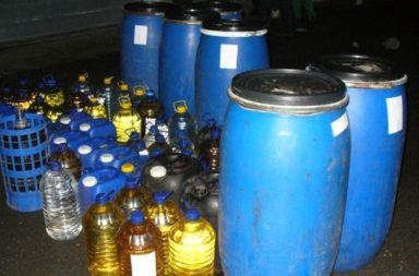 nelegalen alkohol