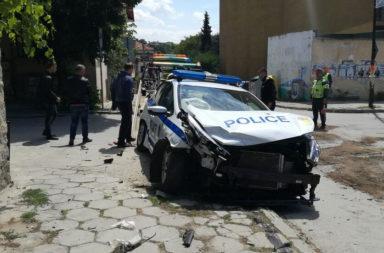 Dvama politsai postradaha pri paten intsident